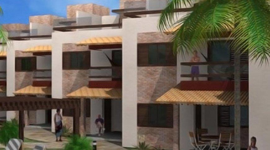 Condomínio Graçandu Beach Village - Aldann Construtora - Natal RN