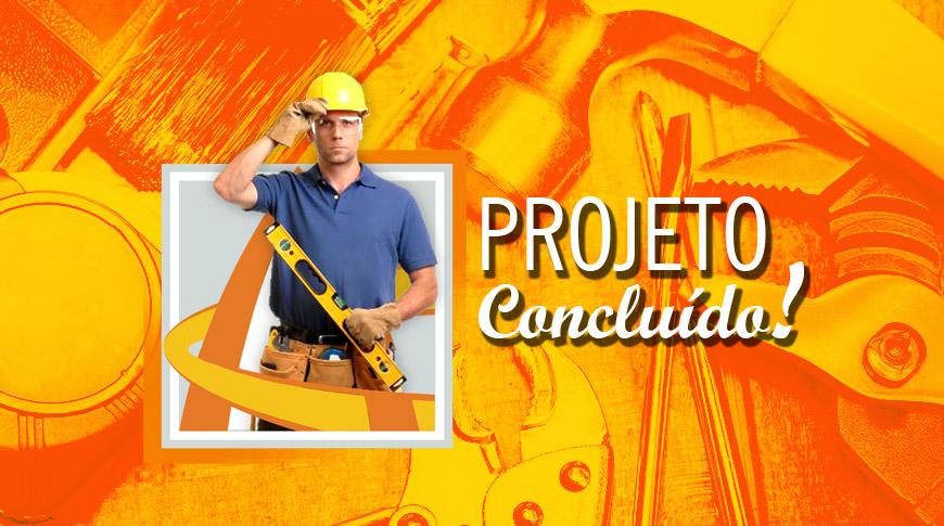 Projetos Concluidos  - Aldann Construtora - Natal - RN