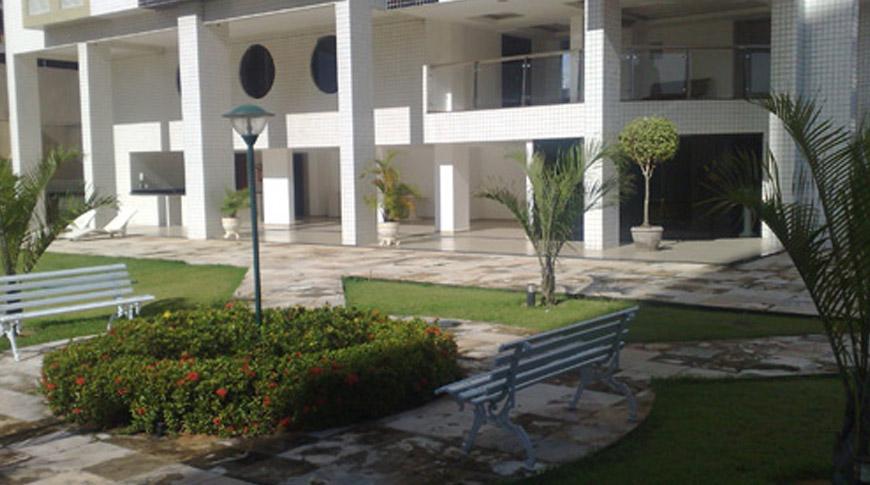 Edifício Burle Marx - Aldann - Construtora - Natal - RN
