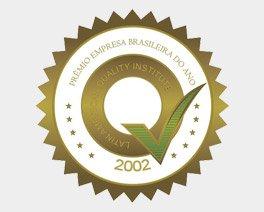 Prêmio Empresa Brasileira do Ano - Latin American Quality Institute - Aldann